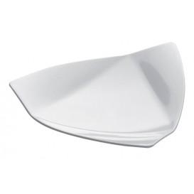 Plato Degustacion Vela Blanco 8,5x8,5 cm (500 Uds)
