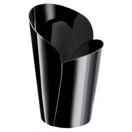 """Vaso Degustación """"Blossom"""" Negro 90ml (300 Uds)"""