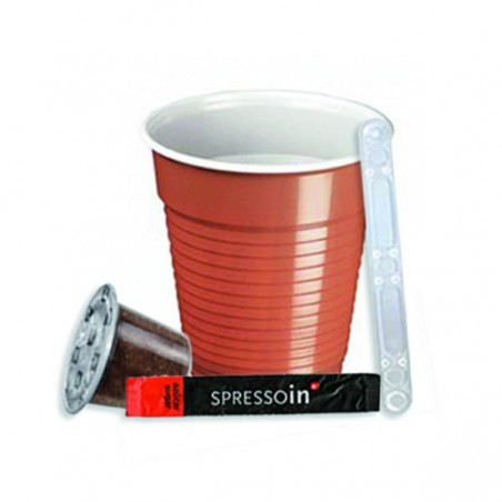 PACK Nespresso* Compatible Intenso + Suprem y Complementos