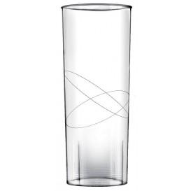 Vaso de Plastico Transparente PP 300ml (490 Uds)