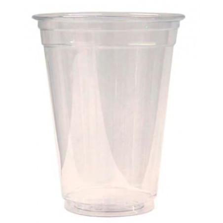 Vaso Rígido de PET 9 Oz / 265 ml Alto (Paquete de 50 unidades)