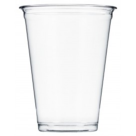 Vaso de Plástico Rígido de PET 295ml Ø8,1cm (50 Uds)