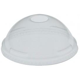Tapa Cúpula Agujero Vaso PET Solo Ultra Clear 7Oz (125 Uds)