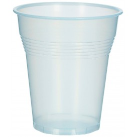 Vaso de Plastico PS Vending Transparente 160 ml (3.000 Uds)