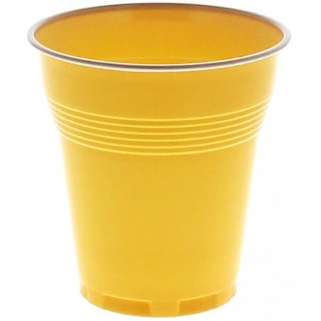 Vaso Vending  Bicolor Marron 166 ml (100 Unidades)
