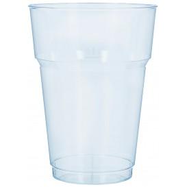 Vaso de Cerveza PS Transparente Cristal 200 ml (1.000 Uds)