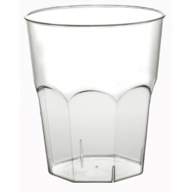 Vaso Plastico Cocktail Transp. PS  Ø73mm 200ml (50 Uds)
