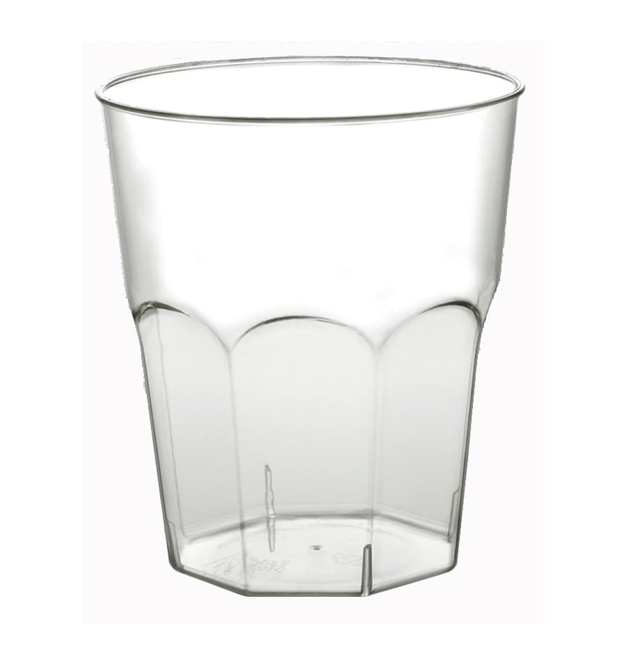 Vaso plastico cocktail transp ps 73mm 200ml 1000 uds for Vaso cocktail