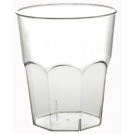 Vaso Plastico Cocktail Transp. PS Ø84mm 270ml (420 Uds)