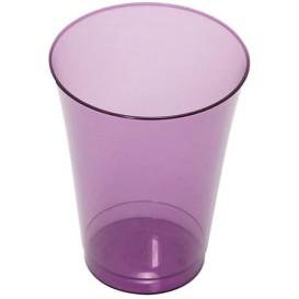 Vaso Inyectado Berenjena 230 ml (150 Uds)