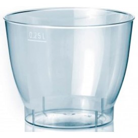 Vaso Inyectado Cool Cup PS 250 ml (25 Uds)
