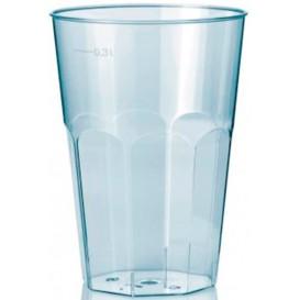 """Vaso """"Deco"""" PS Transparente Cristal 300 ml (450 Unidades)"""
