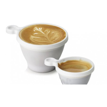 Taza de Plastico PS Blanco 80ml (1100 Unidades)