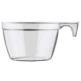 Taza de Plastico PS Cup Transparente 90ml (900 Uds)