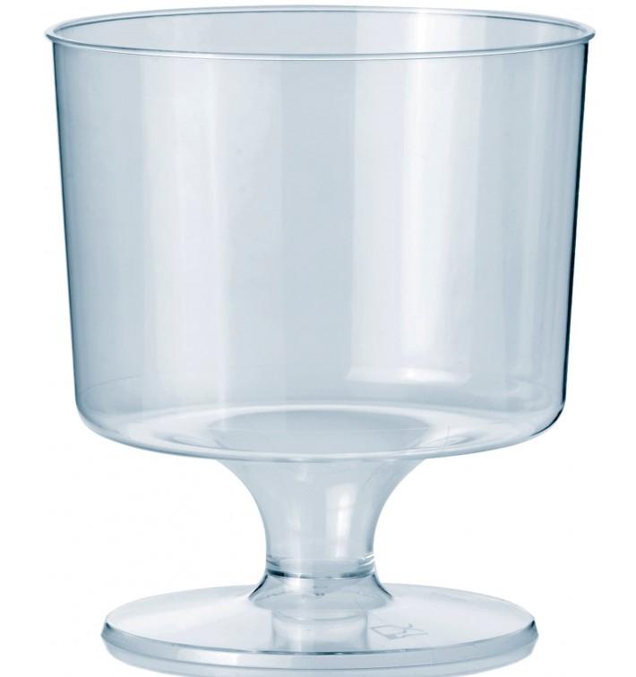 Copa con Pie de Plastico 170 ml (540 Uds)