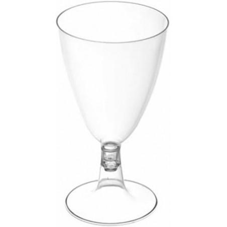 Copa de Plastico PS Cristal 200ml (216 Uds)
