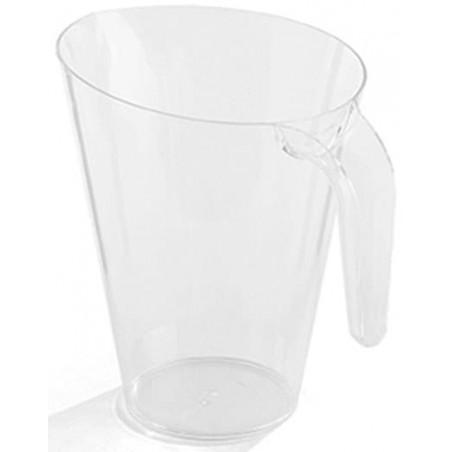 Jarra Plástico Transp. Reutilizable 1.500 ml (1 Unidad)