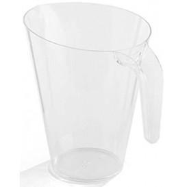 Jarra Plástico Transp. Reutilizable 1.500 ml (20 Unidades)