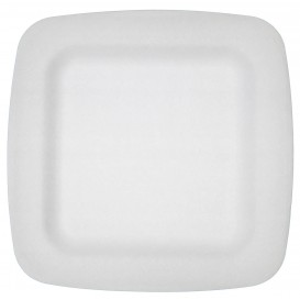Plato Termico Foam Blanco Laminado 170 mm (50 Uds)