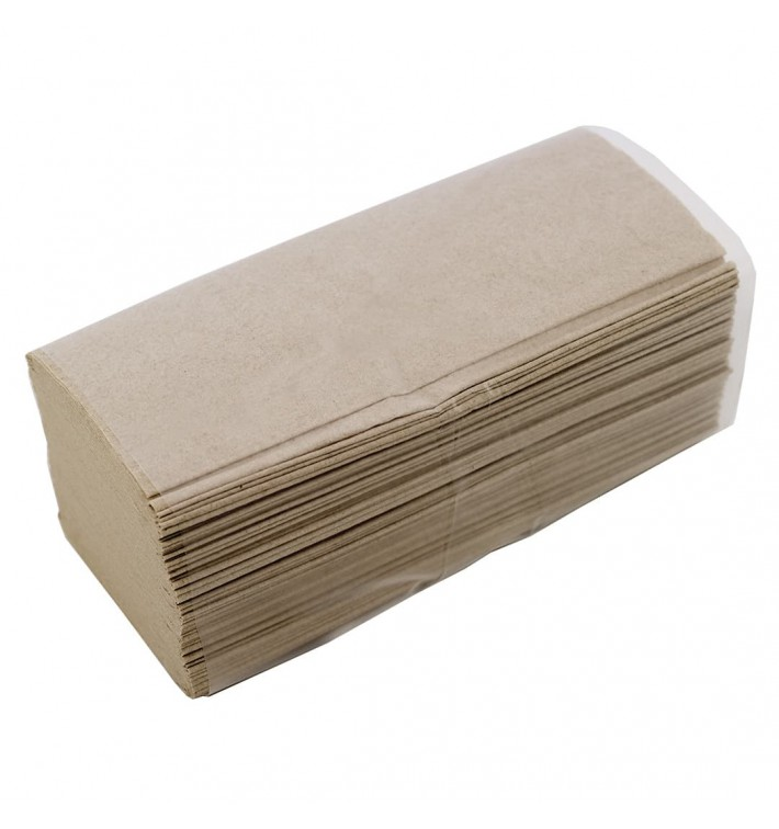 "Toalla Z Tissue Eco ""Recycled"" 2C 22x21cm (3800 Uds)"