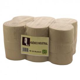Papel Higienico Industrial 2C 0,33 Kg Ecológico (18 Uds)