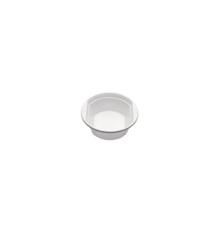 Bol de Plastico PS Blanco 250 ml (1.000 Uds)