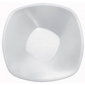 Bol de Plastico Blanco Square PP Ø277mm 3000ml (3 Uds)
