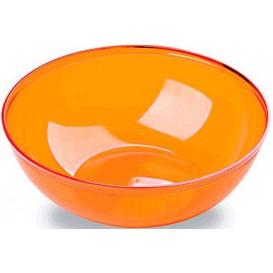 Bol de Plástico Naranja 3500ml 270Ø (1 Uds)