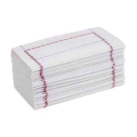 Servilleta de Papel 14x14 ZIGZAG Azul (290 Unidades)
