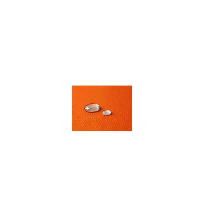 Mantel Impermeable Rollo Naranja 1,2x5 metros (10 Uds)
