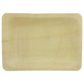 Bandeja de Madera 19,5x14x3cm (25 Uds)