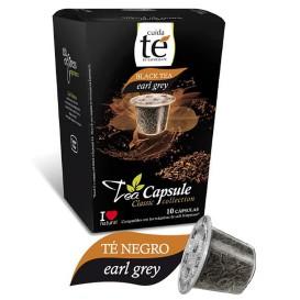 Cápsulas Nespresso* Compatible Té Negro Earl Grey  (10 Uds)