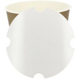 Tapa Cartón para Cubo de Pollo 5100ml (300 Uds)