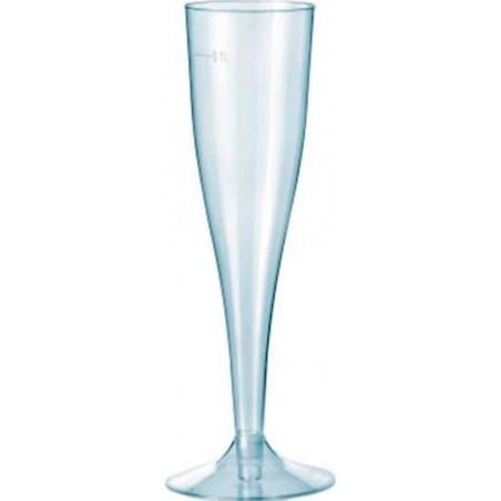 Copa Premium de Plastico para Cava o Vino 115ml 1p (10 uds)