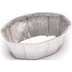Envase de Aluminio Ovalado para Pollos 2400ml (500 Uds)