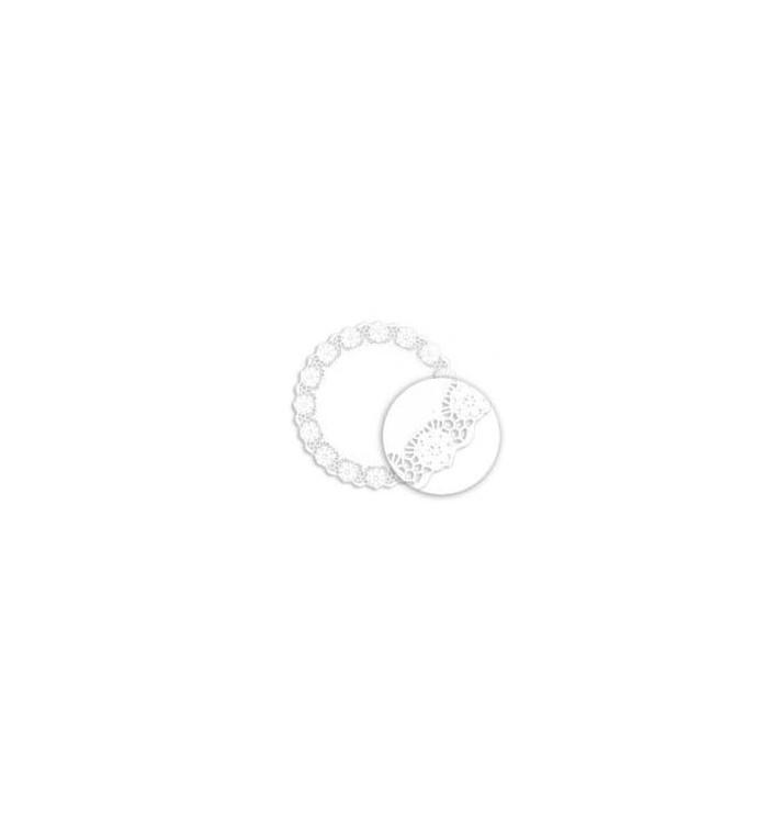 Rodal Calado Blanco de Papel Litos 305mm (250 Uds)