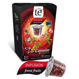 Capsulas Nespresso* Compatible Frutos del Bosque (10 Uds)