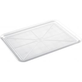 Bandeja Plastico Tray Transparente 37x50cm (4 Uds)