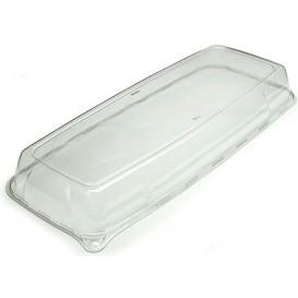 Tapa de Plastico para Bandeja de 17x45x5 cm (5 Uds)