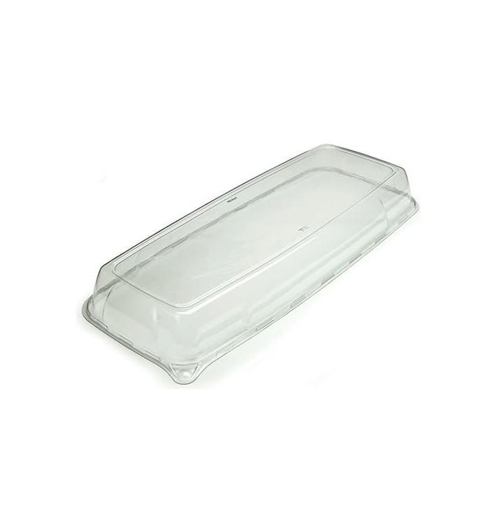 Tapa de Plastico para Bandeja 22x56x6 cm (25 Uds)