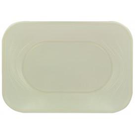 "Bandeja Plastico PP ""X-Table"" Perla 330x230mm (2 Uds)"
