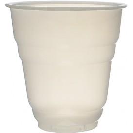 Vaso Plastico Vending Design Blanco Satinado 166ml (3000 Uds)