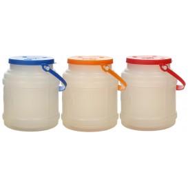 Garrafa Translúcida con Asa 500 ml (10 Uds)
