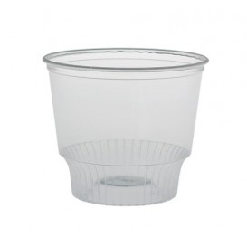 Tarrina para Helados 12oz/350ml Transparente (50 Uds)