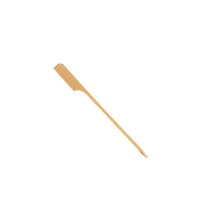 Pinchos Bambu con Agarrador 105mm (100 Uds)