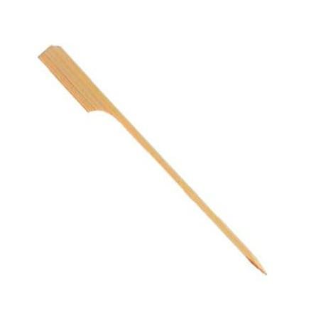 Pinchos Bambu con Agarrador 105 mm (100 Uds)