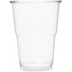 Vaso de Plastico PET Cristal Transparente 250 ml (2.125 Uds)