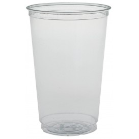 Vaso PET Solo Ultra Clear 20Oz/592 ml Ø9,2cm (1000 Uds)