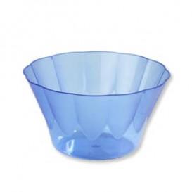 Copa Royal para Coctail Azul de Plastico 400ml (600 Uds)