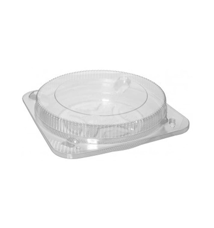 Caja para Tartas Transparente Ø20 cm (5 Uds)